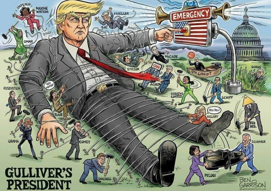 trump-gulliver